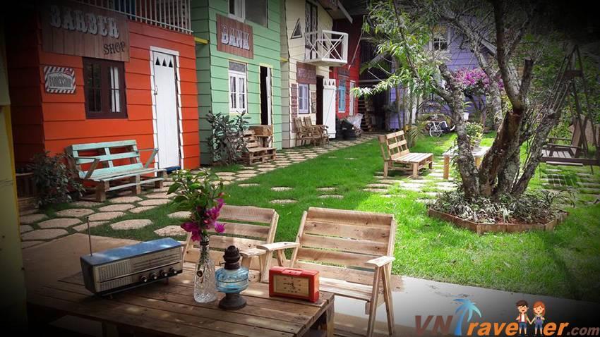 99 homestay Đà Lạt giá rẻ đẹp gần chợ đêm, hồ Xuân Hương, Tuyền Lâm