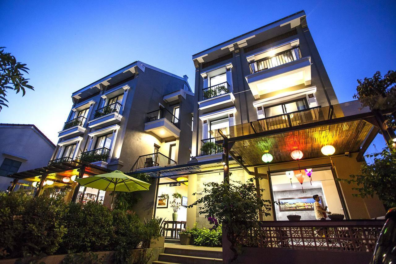 99 Biệt thự villa Hội An giá rẻ gần biển đẹp có hồ bơi nguyên căn