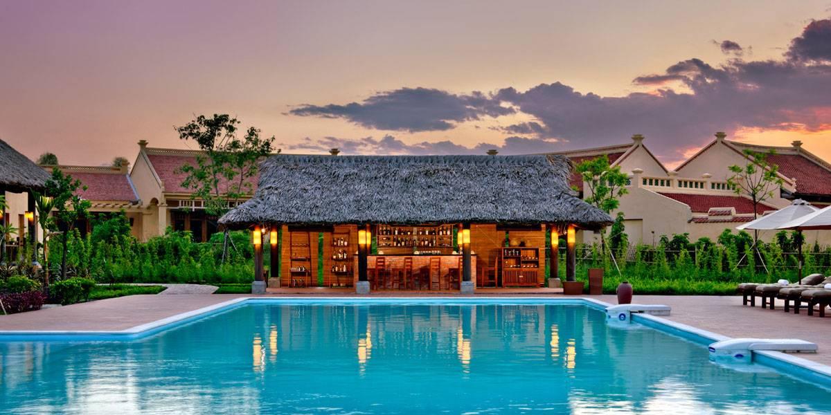 10 Biệt thự villa Ninh Bình giá rẻ đẹp có hồ bơi gần Tràng An, Tam Cốc