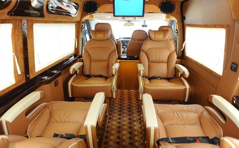 Top 16 hãng xe limousine đi Đà Lạt, xe VIP limousine Sài Gòn Đà Lạt rẻ nhất