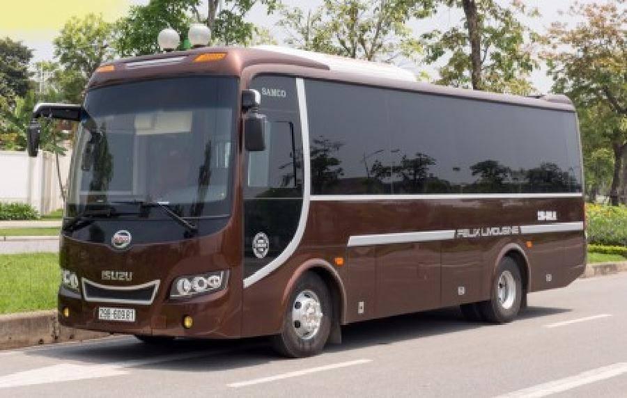 25 Nhà xe limousine đi Nha Trang, VIP limousine Sài Gòn Nha Trang