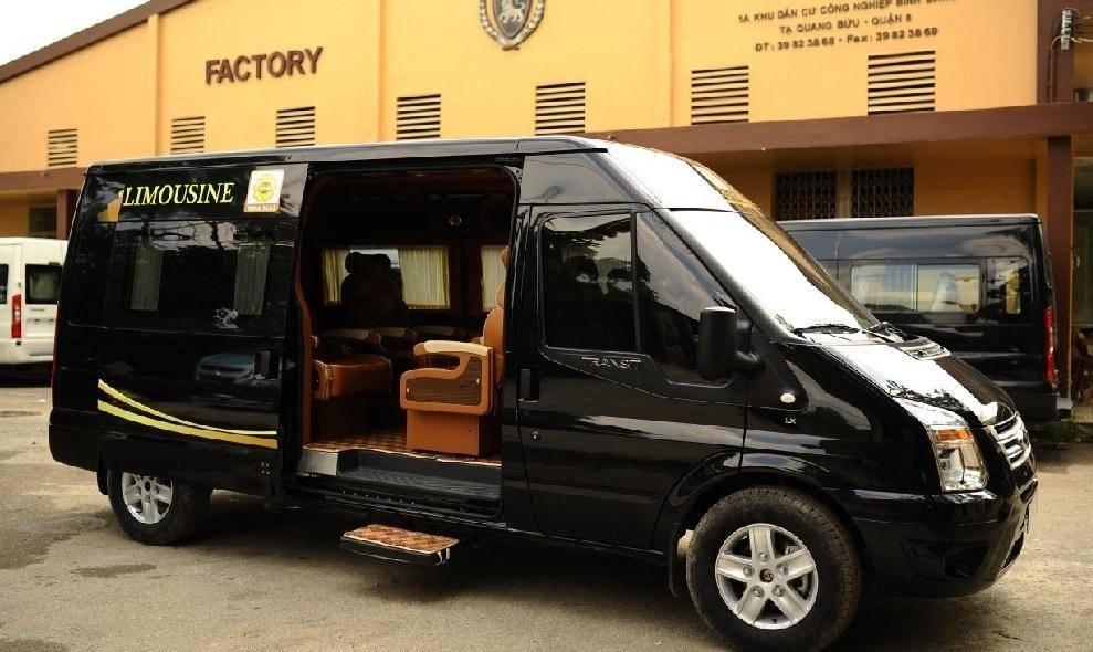 15 Nhà xe limousine Hà Nội Thái Bình giường nằm đưa đón tận nơi