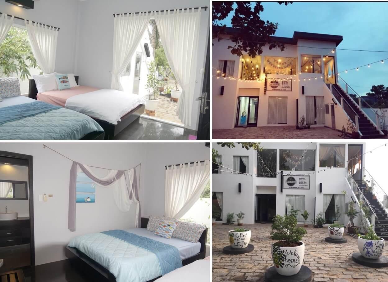 30 homestay Mũi Né PhanThiết Bình Thuận giá rẻ gần biển đẹp từ 100k