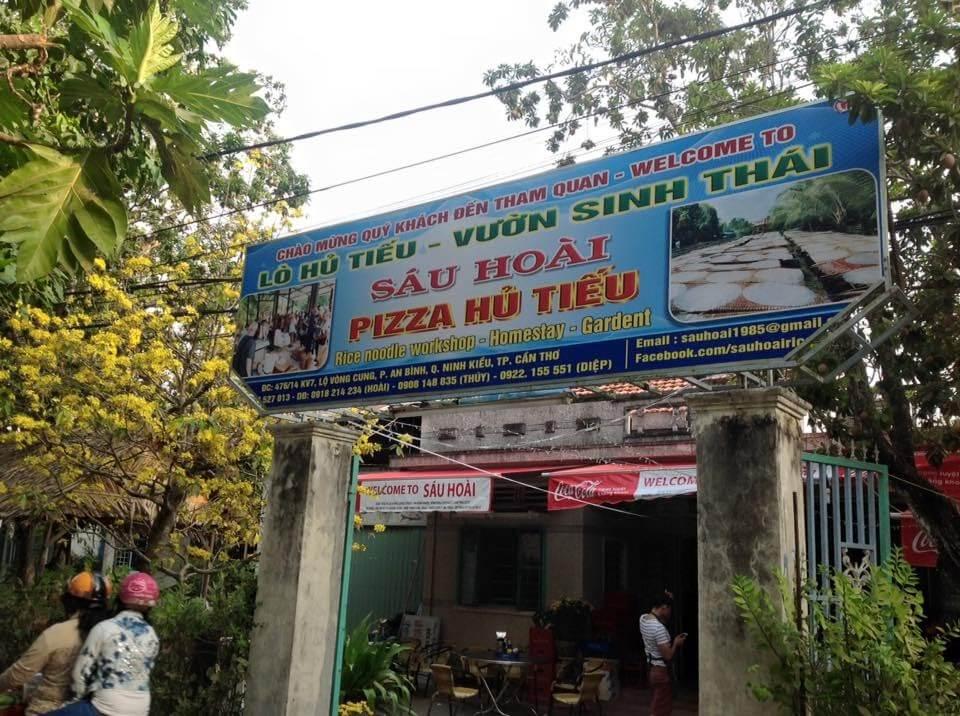 99 homestay Cần Thơ giá rẻ đẹp gần bến Ninh Kiều, trung tâm từ 100k