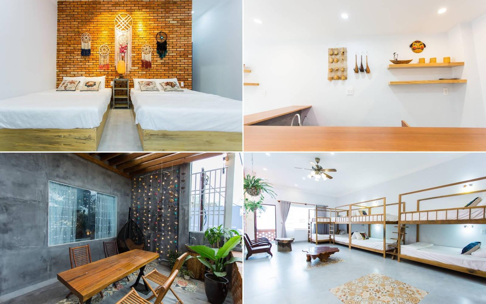 99 Homestay Quy Nhơn Bình Định giá rẻ đẹp gần biển, trung tâm từ 70k
