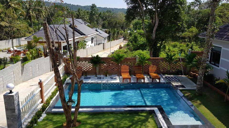 99 Biệt thự villa Phú Quốc giá rẻ gần biển đẹp có hồ bơi nguyên căn