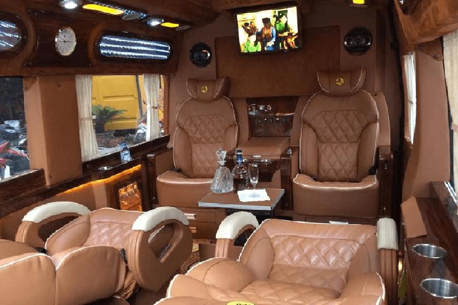 Top 13 nhà xe limousine Hà Nội Sầm Sơn giường nằm chất lượng cao