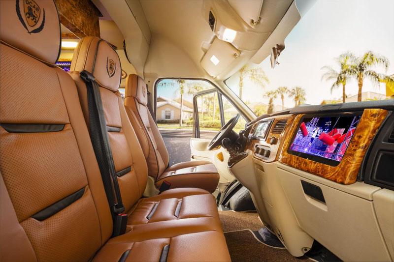 Nhà xe limousine Nam Thắng