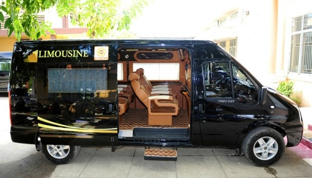 4 nhà xe limousine Hà Nội Bắc Kạn giường nằm giá rẻ uy tín nhất