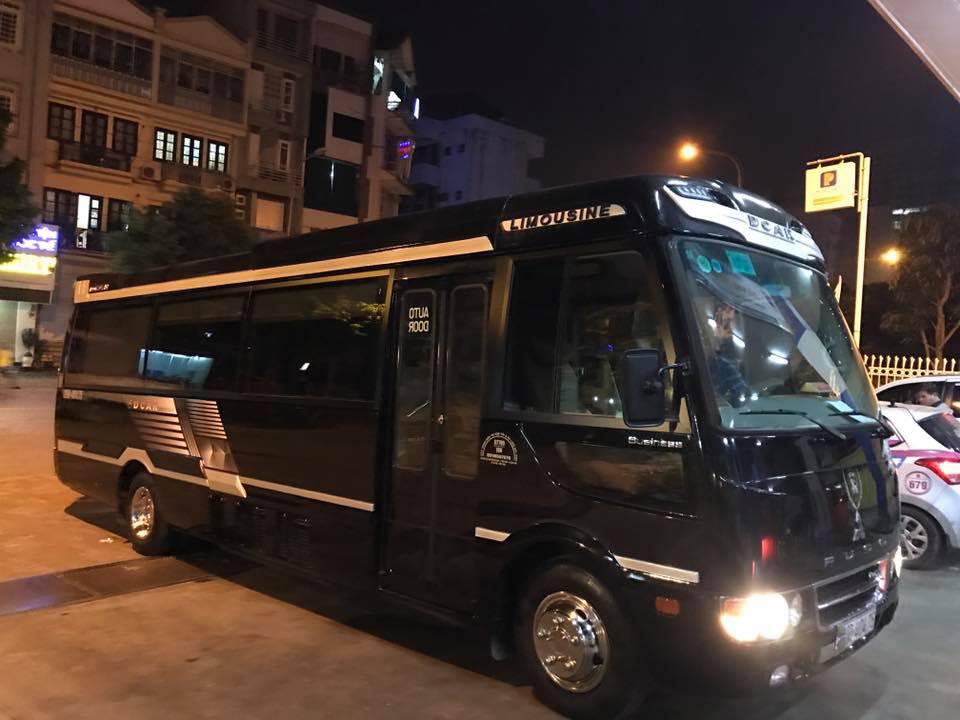 Top 3 Nhà xe limousine Hà Nội Điện Biên giường nằm giá rẻ đón tận nơi