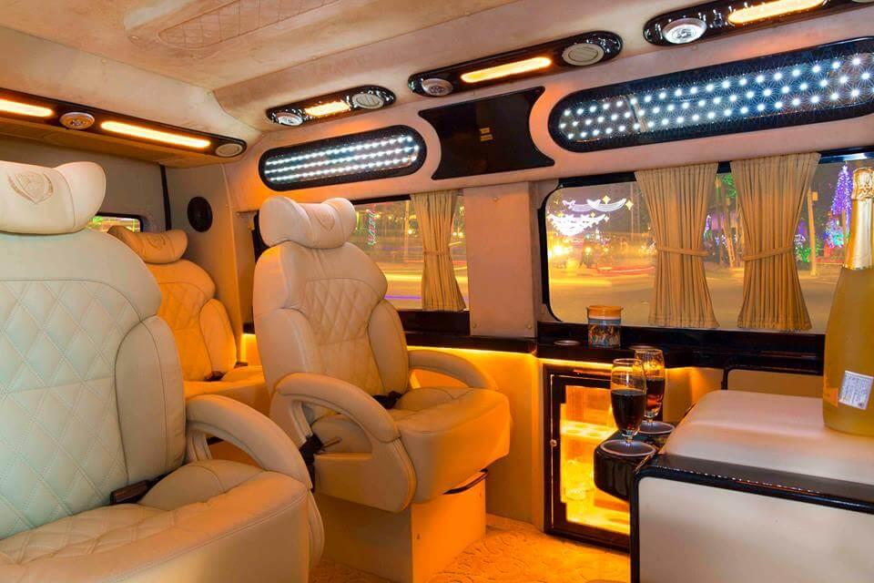 Danh sách nhà xe limousine Hà Nội Hà Giang giá rẻ giường nằm tốt nhất