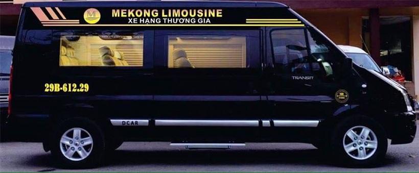 3 Hãng xe limousine Hà Nội Phú Thọ giá rẻ giường nằm đón tận nơi