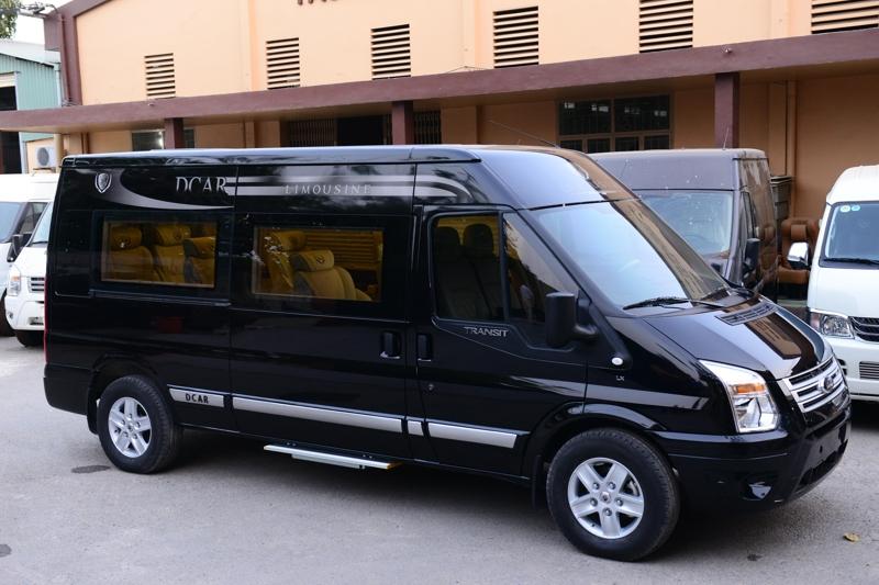 4 nhà xe limousine Hà Nội Sơn La chất lượng giường nằm đón tận nhà