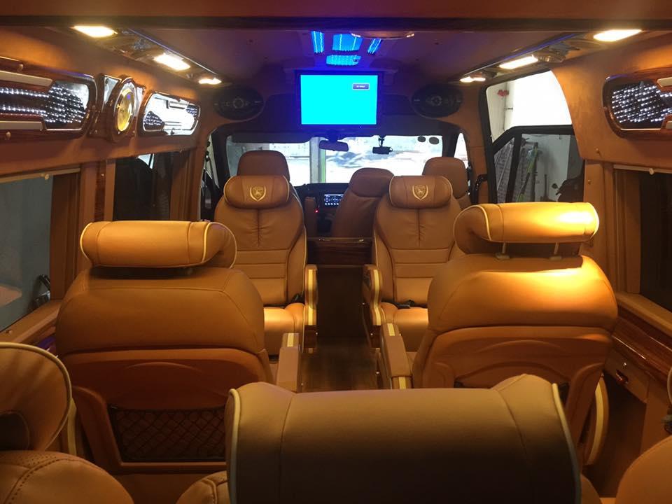 Top 5 nhà xe limousine Sài Gòn Cần Thơ uy tín giá rẻ giường nằm êm ái