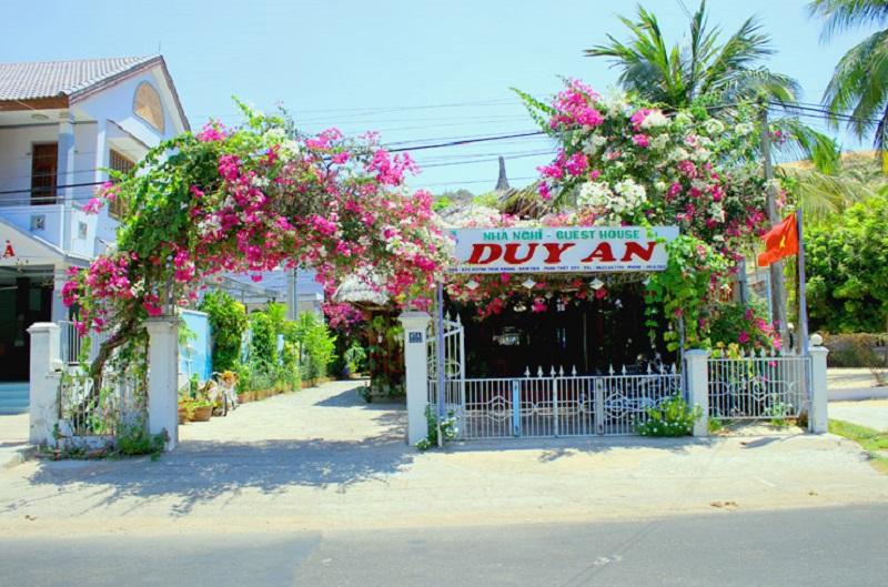 nhà nghỉ Mũi Né