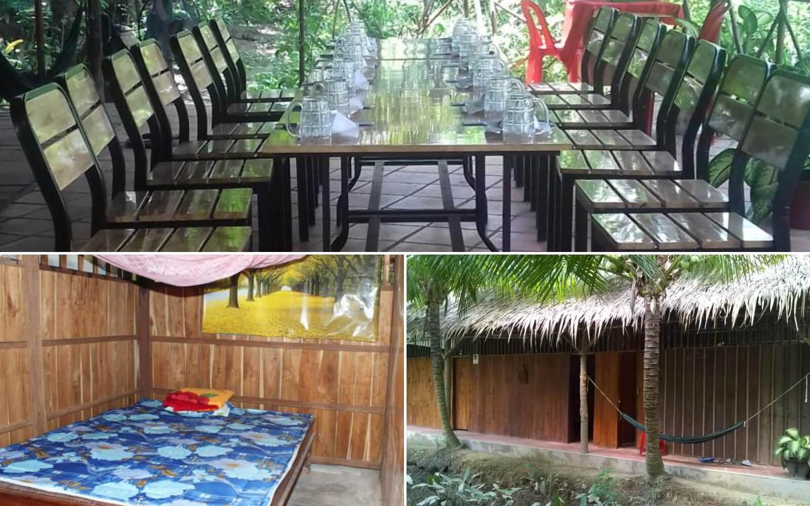 30 Homestay Bến Tre giá rẻ đẹp view sông nước cho du khách trải nghiệm