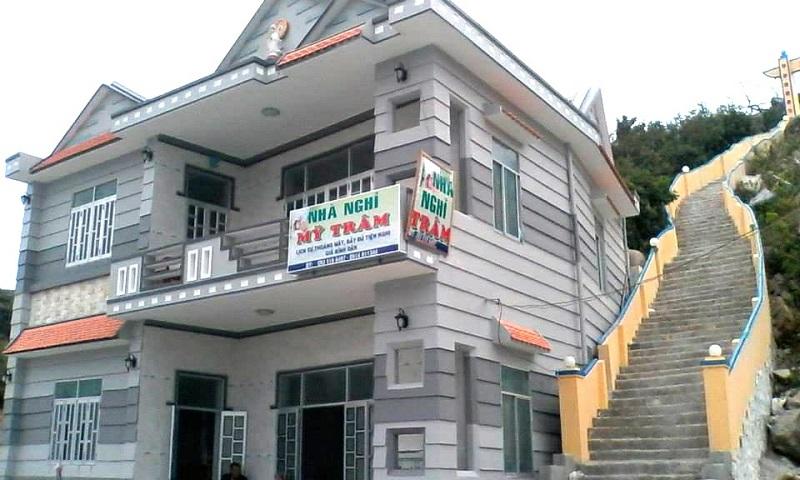 nhà nghỉ Bình Ba