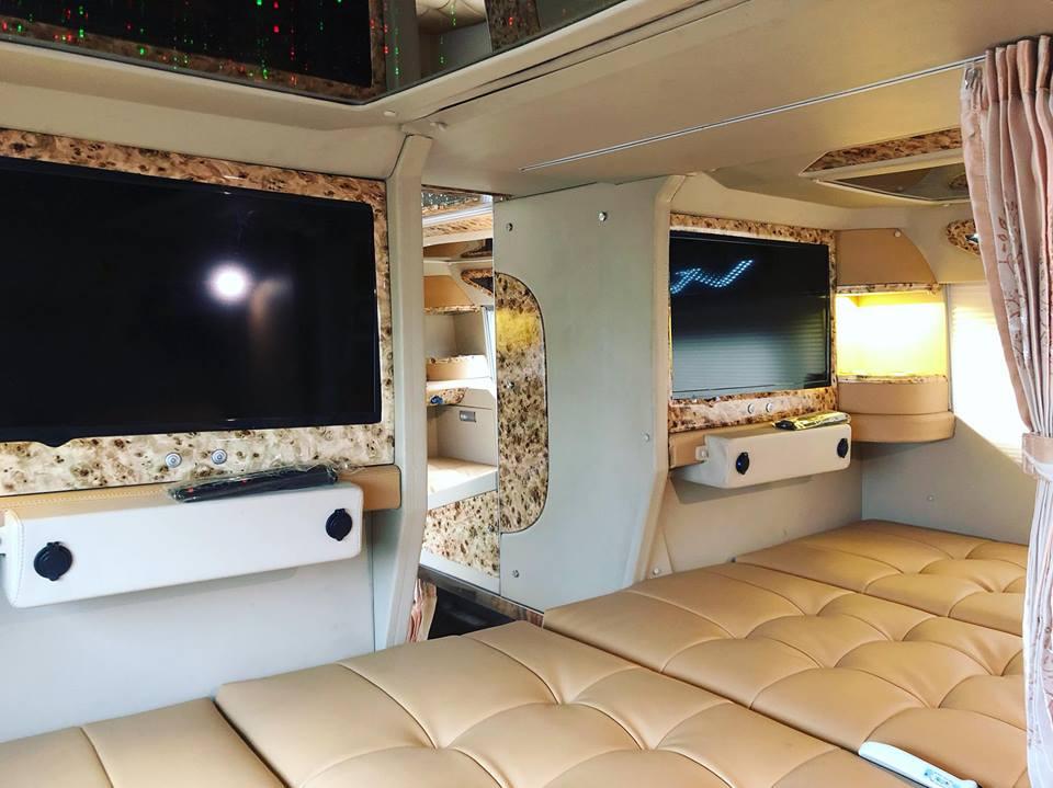 Tổng hợp nhà xe limousine Sài Gòn Bình Phước giá tốt giường nằm