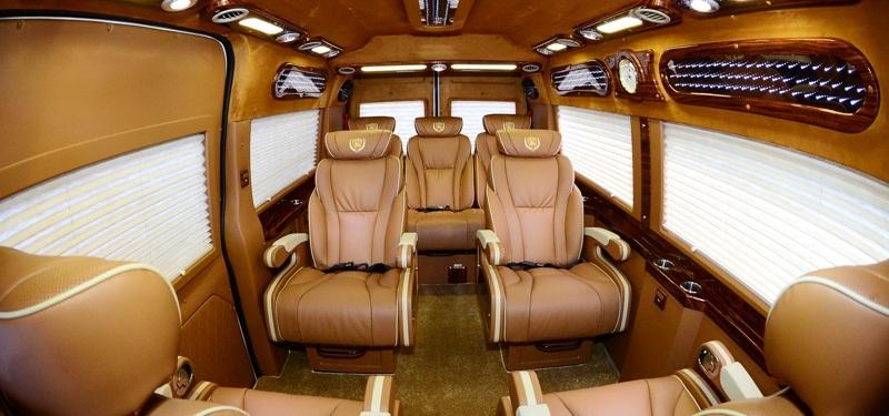 Review 3 nhà xe limousine Sài Gòn Trà Vinh giường nằm uy tín
