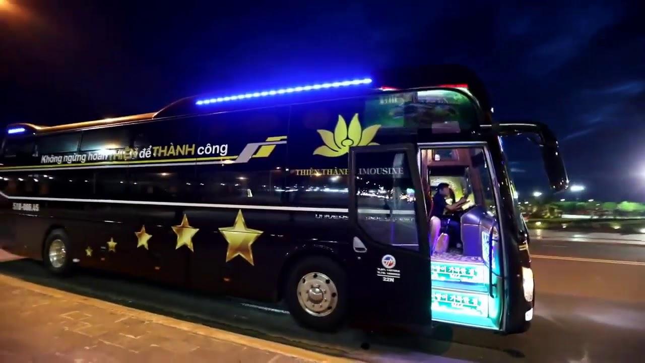 Top 3 nhà xe limousine tp.Hồ Chí Minh Rạch Giá uy tín - đặt vé nhanh