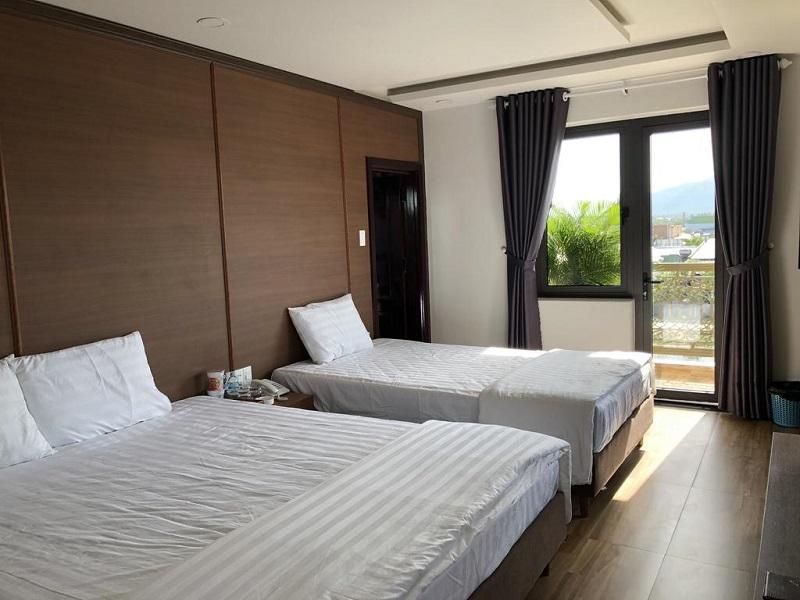 nhà nghỉ Cam Ranh