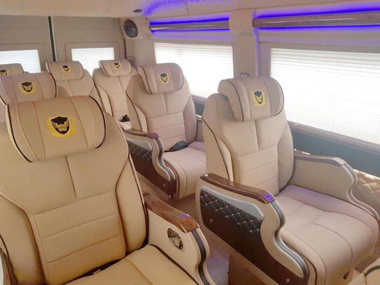 Giới thiệu khái quát nhà xe Ánh Minh limousine