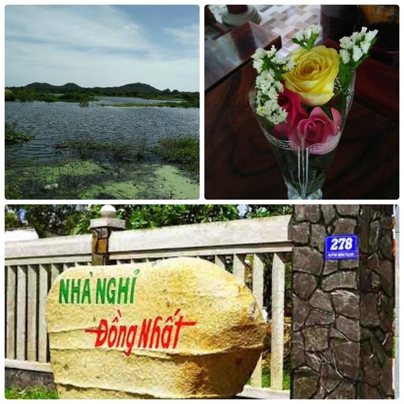 nhà nghỉ Hồ Tràm Hồ Cốc