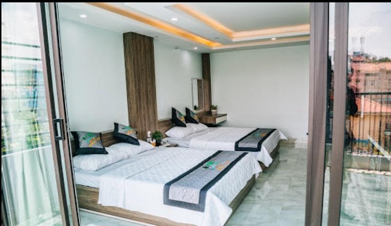 nhà nghỉ Cao Bằng