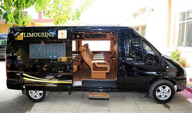 Giới thiệu nhà xe limousine Bốn Hai chất lượng
