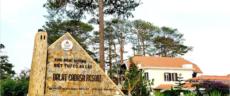 #20 resort Đà Lạt giá rẻ view đẹp gần chợ, trung tâm và hồ Tuyền Lâm
