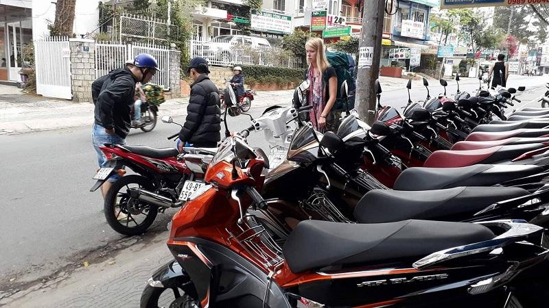 20 Địa chỉ cho thuê xe máy Đà Lạt giá rẻ uy tín: giao xe tận nơi, không cọc