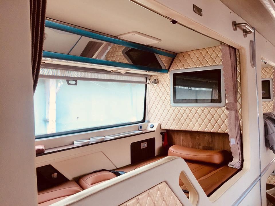 Nhà xe limousine An Anh (Quê Hương)