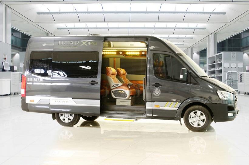 Giới thiệu nhà xe limousine Bảo Trâm uy tín
