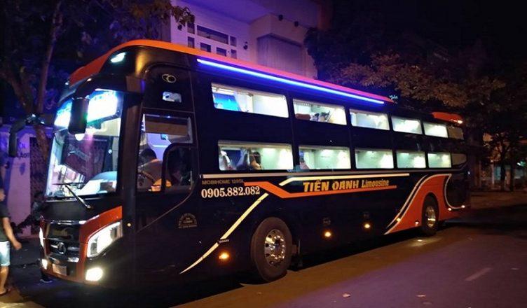 Nhà xe limousine Sài Gòn Đăk Nông uy tín- chất lượng