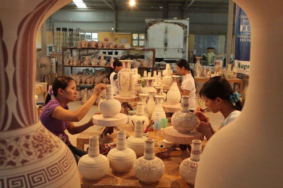 Làng gốm Bát Tràng - hành trình với những trải nghiệm vô cùng thú vị