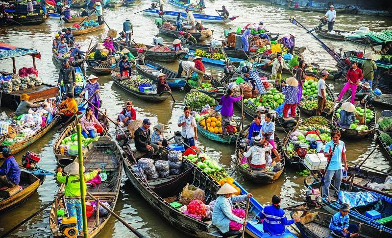 #Thổ địa review kinh nghiệm du lịch Cần Thơ tự túc giá rẻ mới nhất 2019