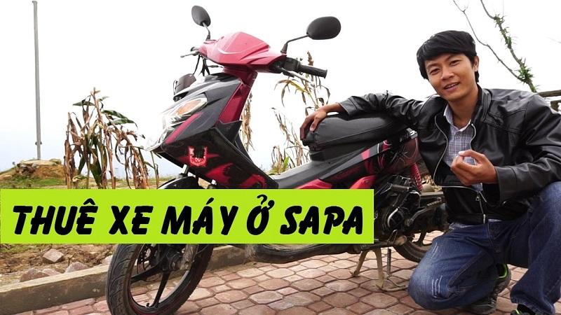 Top 20 Địa chỉ cho thuê xe máy Sapa Lào Cai giá rẻ uy tín không cần cọc