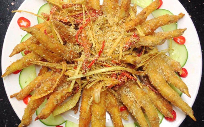 quán ăn ngon Bắc Giang