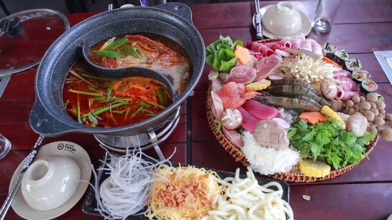 """""""Tất tần tật"""" 20 nhà hàng quán ăn ngon Bình Dương nổi tiếng nhất đến phải ghé thăm"""