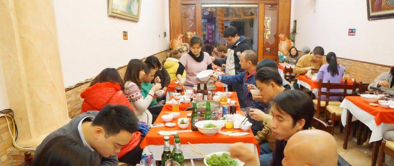 quán ăn ngon Ninh Bình