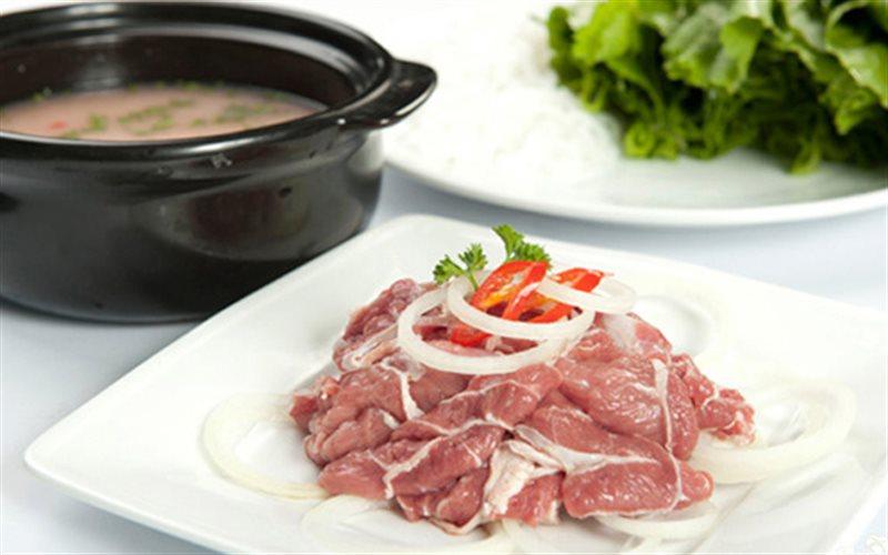 quán ăn ngon Thái Nguyên