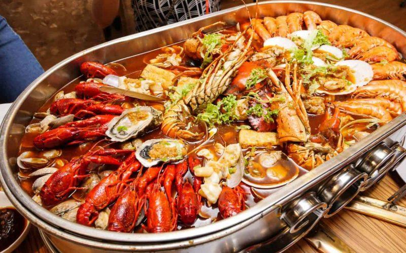quán ăn ngon Vĩnh Phúc