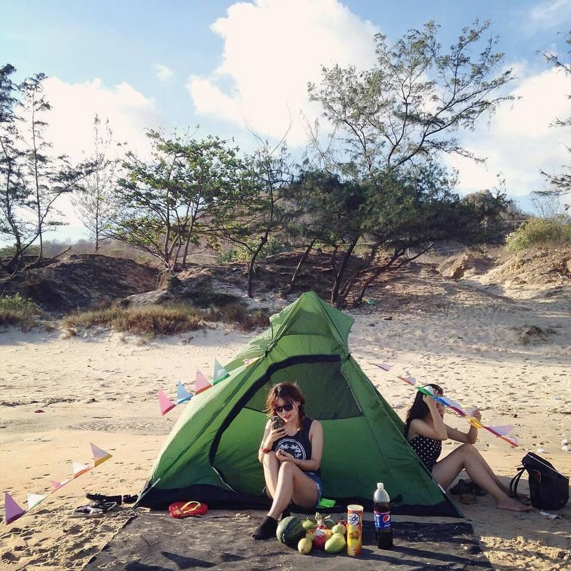 Đèo Nước Ngọt ở đâu, kinh nghiệm phượt xe máy, cắm trại chi tiết