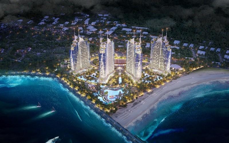 Sailing Bay Ninh Chữ: Dự án khu nghỉ dưỡng phức hợp đẹp ở Ninh Thuận