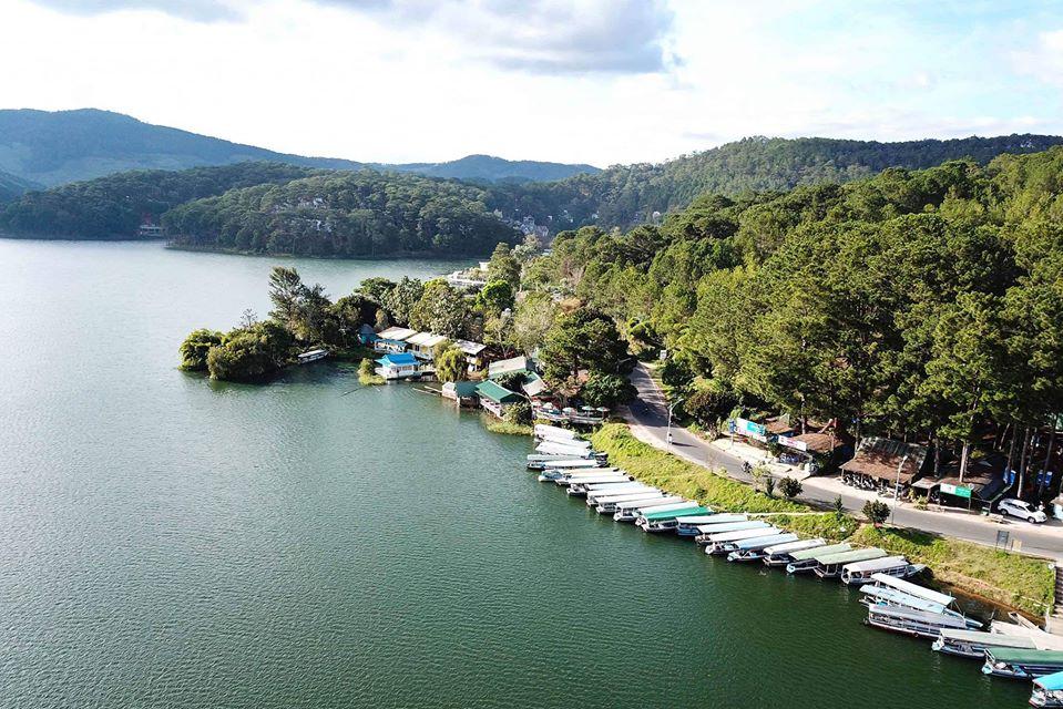 Top 6 Homestay hồ Tuyền Lâm view đẹp giá rẻ tốt nhất ở Đà Lạt