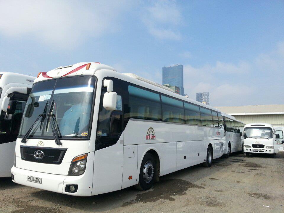 Top 15 nhà xe giường nằm, xe khách Hà Nội đi Mộc Châu – Sơn La giá rẻ tốt nhất
