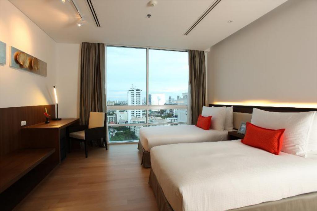 Top 10 homestay Bangkok Thái Lan giá rẻ đẹp gần trung tâm cho khách Việt