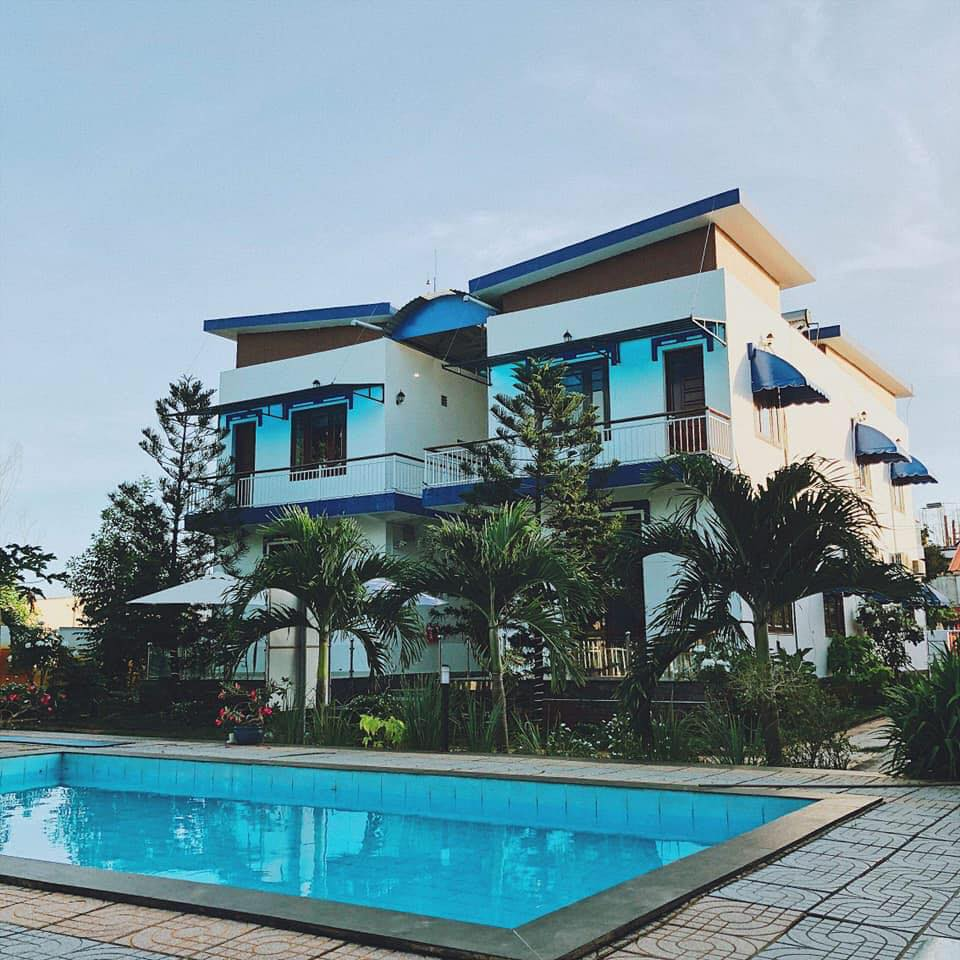 Top 8 Nhà nghỉ, villa homestay Hồ Tràm giá rẻ bình dân view biển đẹp cho gia đình