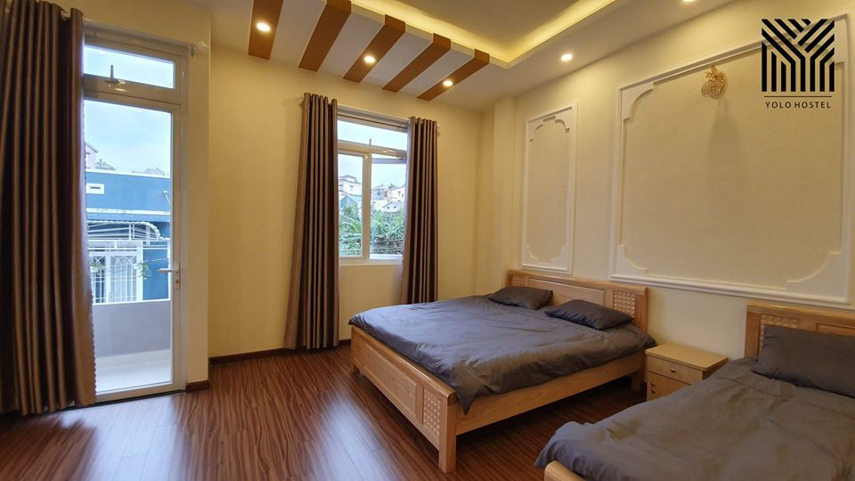 Top 10 hostel Đà Lạt giá rẻ đẹp gần chợ đêm, trung tâm, hồ Xuân Hương
