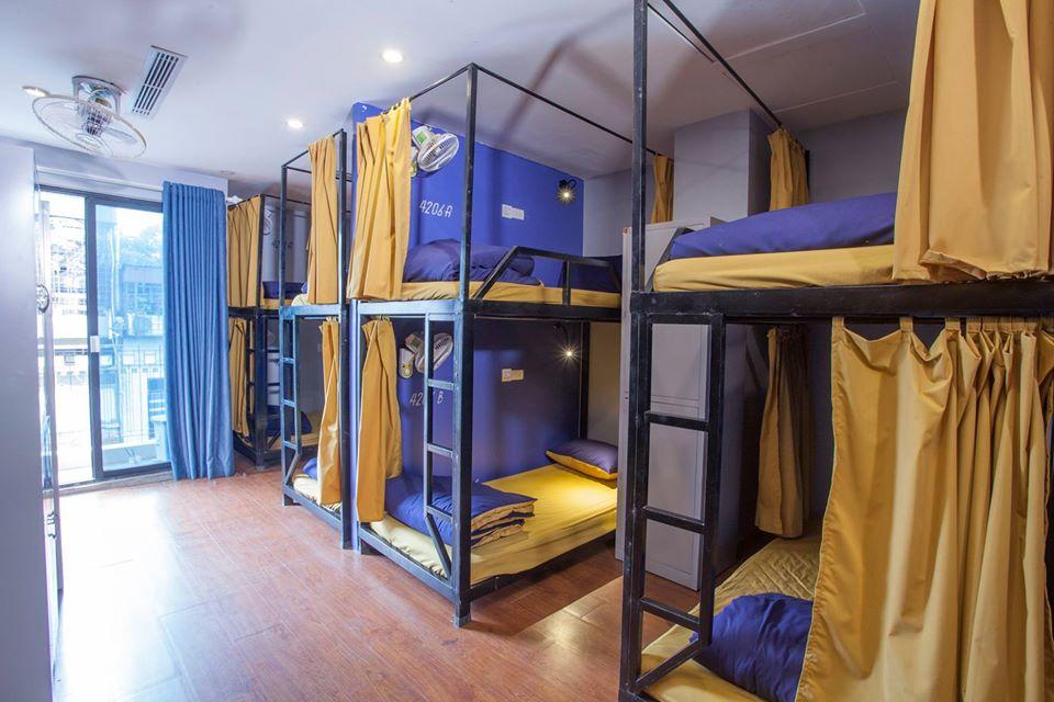 Top 10 hostel Hà Nội giá rẻ đẹp gần trung tâm, phố cổ, sân bay tốt nhất